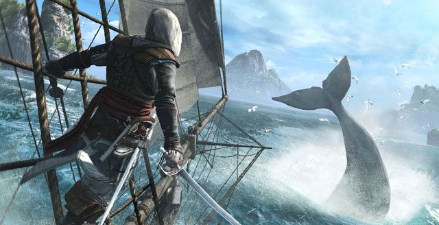Assassins Creed 4 erscheint für PlayStation 4