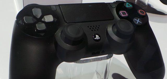 Neue Bilder des PlayStation 4 Controllers von der GDC 2013