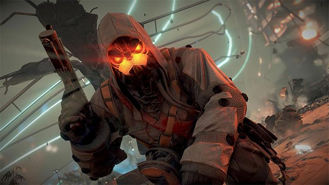 Killzone: Shadow Fall Gameplay-Material war nicht gerendert