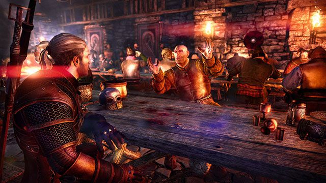 Neue Screenshots zu The Witcher 3