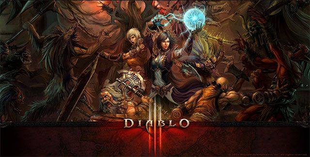 Diablo 3 Erweiterung Reaper of Souls erscheint auch für Konsolen
