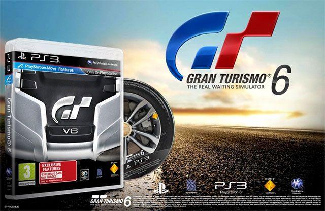 Gran Turismo 6 erscheint für PS3 keine PS4 Version