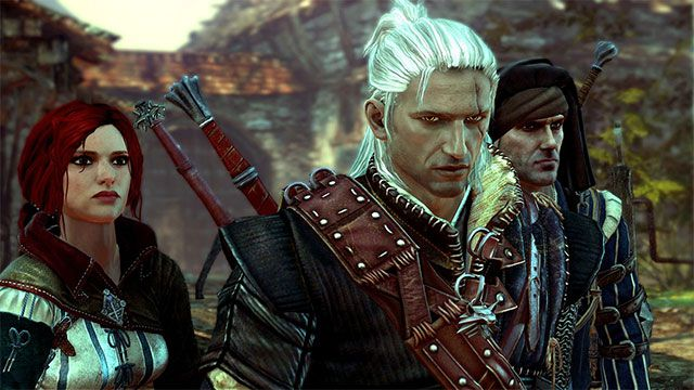 62 Screenshots zu The Witcher 3
