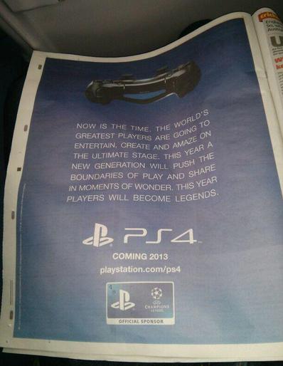 Erste PS4 Werbung in England aufgetaucht