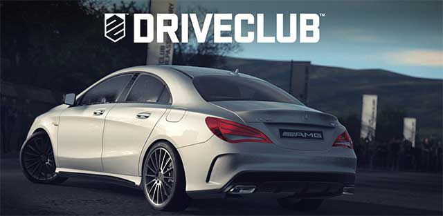DriveClub Direct-Feed Gameplay Video