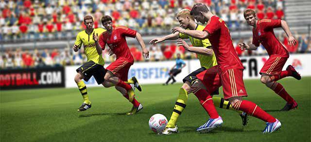 FIFA 14 Gameplay-Trailer veröffentlicht