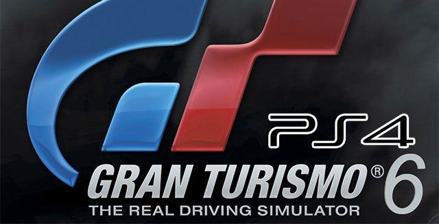 PS4 Version von Gran Turismo 6 indirekt bestätigt