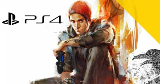 inFamous Second Son Gameplay mit Interview