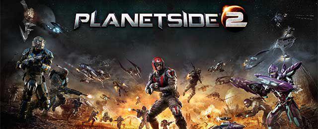 Planetside 2 geschlossene Beta ab nächster Woche in Europa