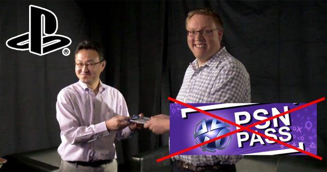 Sony: PS4 erlaubt keine Online-Pässe