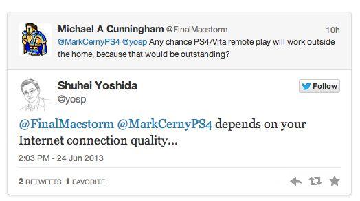 Sony zeigt offizielle Anleitung zu Remote Play auf der PlayStation 4 und PS Vita