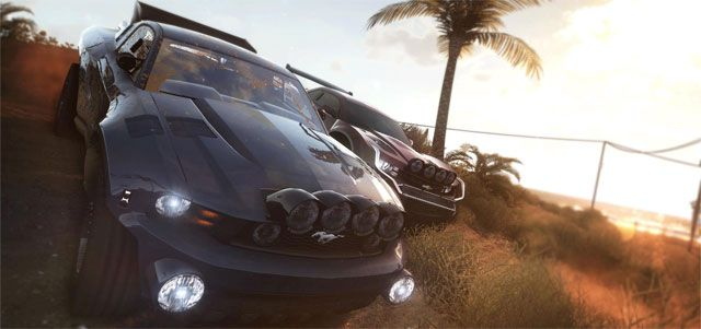 The Crew PlayStation 4 Interview mit Julian Gerighty