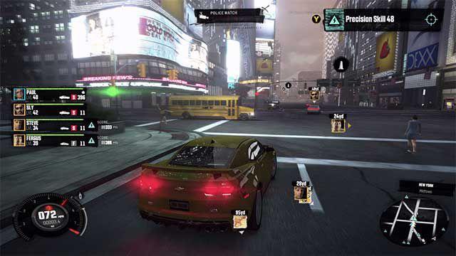 Ubisoft kündigt mit The Crew neues NextGen-Rennspiel an
