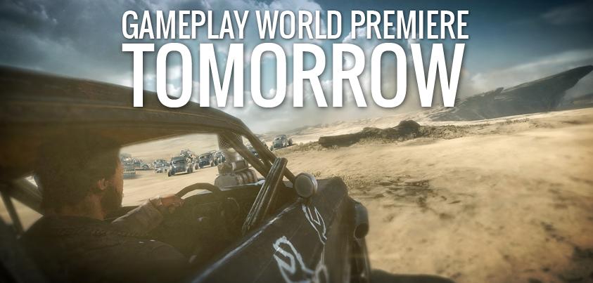 Erster Mad Max Gameplay-Trailer veröffentlicht