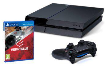 Vorbesteller des DriveClub-Bundles erhalten normales PS4 Bundle