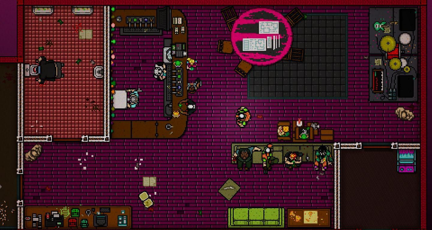 E3 2014: Hotline Miami 2 – Der Level Editor im Detail