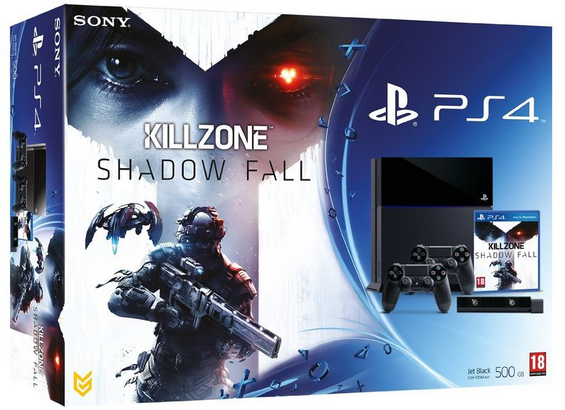 Killzone Shadow Fall PS4 Bundle ab sofort bei Amazon Deutschland