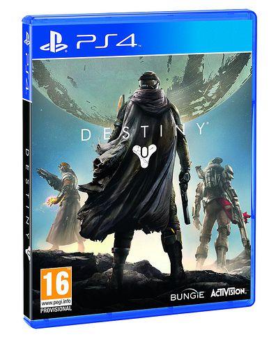 PlayStation 4 Boxart zu Destiny veröffentlicht