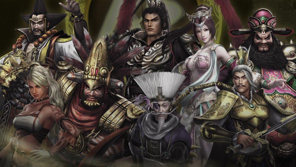 Dynasty Warriors 8 Xtreme Legends Trailer von der Tokyo Game Show