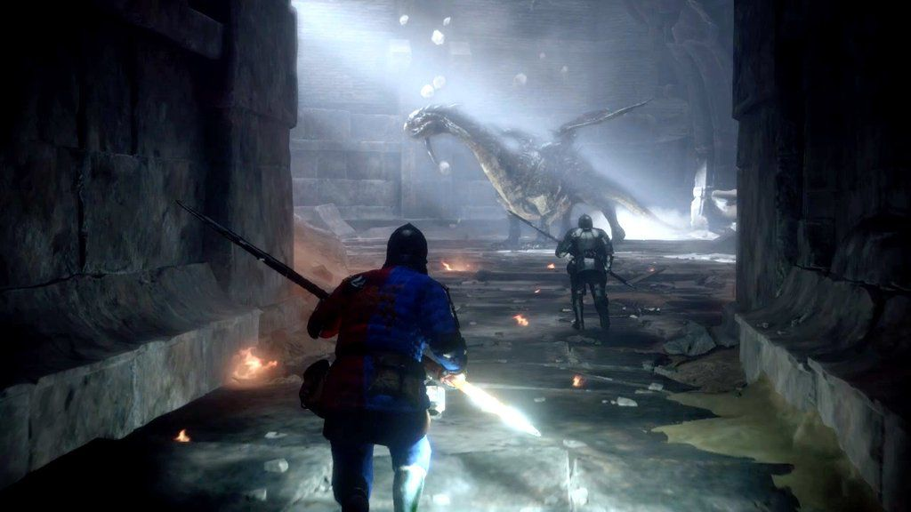 Drei neue Screenshots zu Capcom's Deep Down