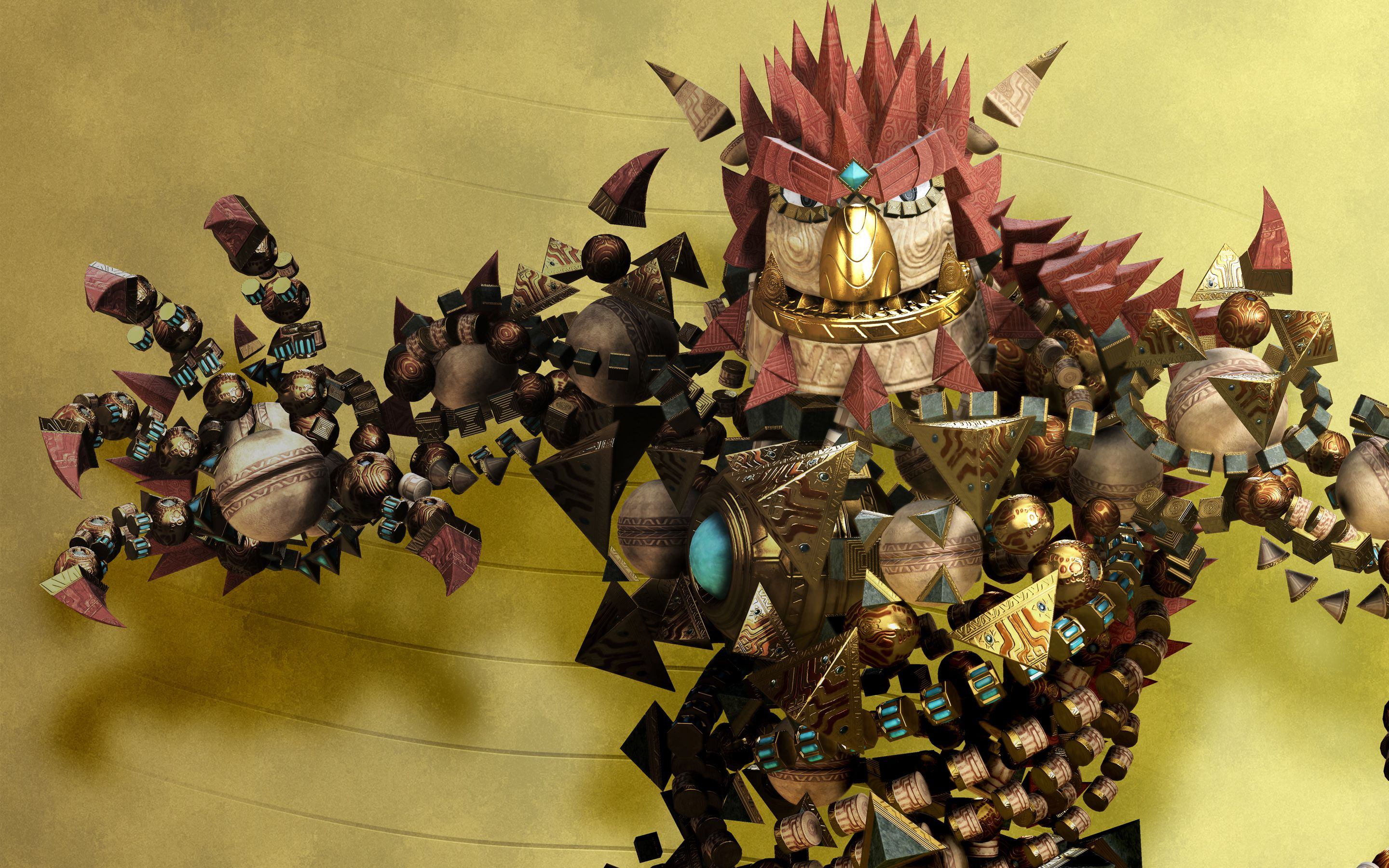 20 Minuten Gameplay-Video zum PS4 Exklusivtitel Knack