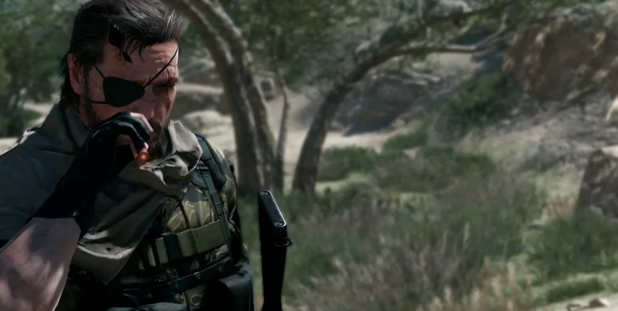 Metal Gear Solid 5 The Phantom Pain womöglich erst Ende 2015