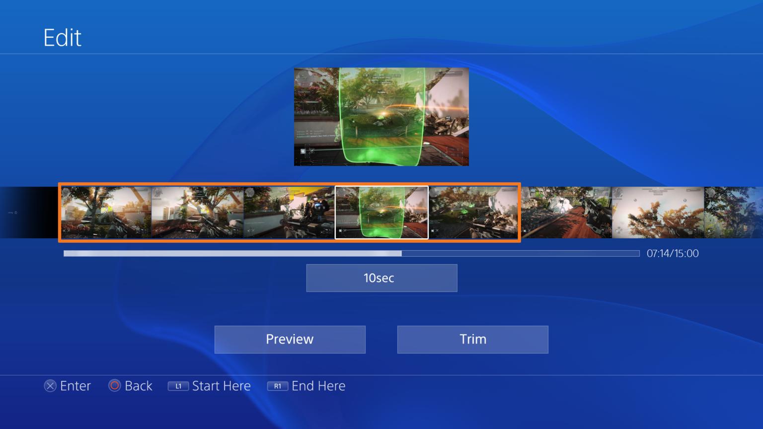 Neue Infos zum PS4 User-Interface und dem Gameplay-Recorder