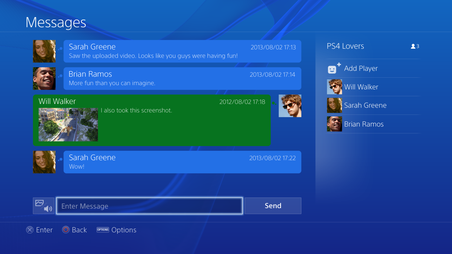 Das offizielle Video zum PlayStation User Interface