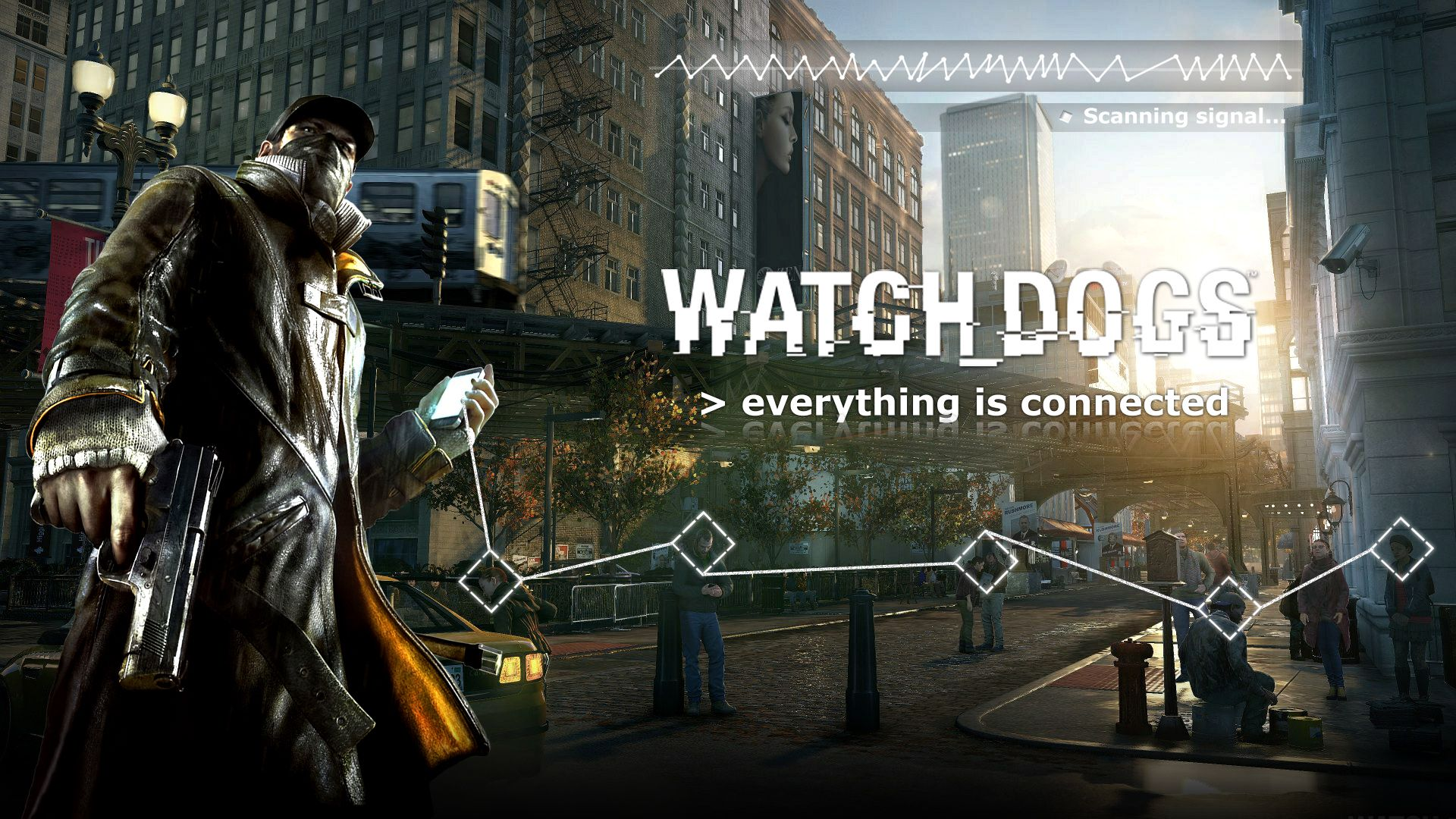 Second Hacker Watch Dogs