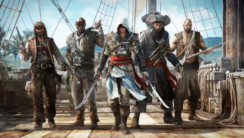 Assassin's Creed 4 Black Flag Doppel-XP-Event zum Wochenende