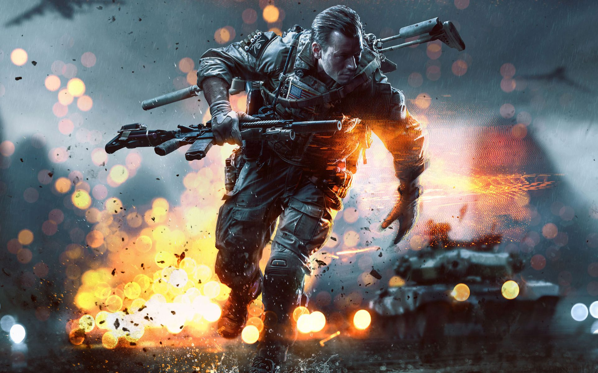 Battlefield 4 Winter-Update und Community-Map angekündigt