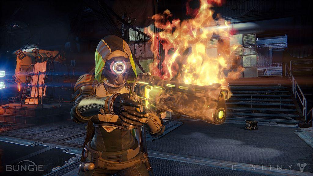 Neue Screenshots zu Destiny veröffentlicht