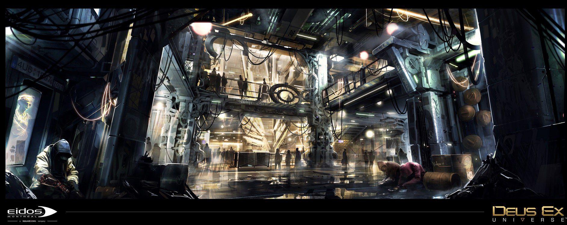 NextGen Deus Ex für PlayStation 4 bestätigt