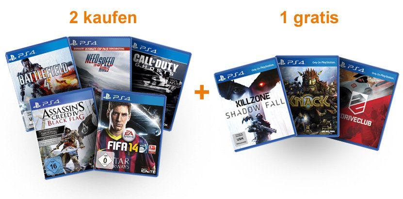 Amazon mit Sonderangebot für PlayStation 4 Vorbesteller