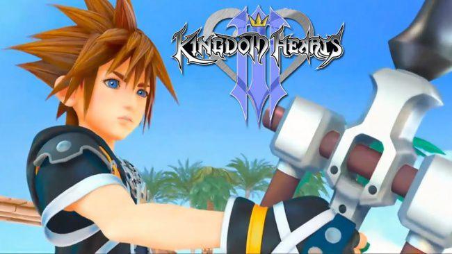 Kingdom Hearts 3 Engine auf Unreal 4 umgestellt