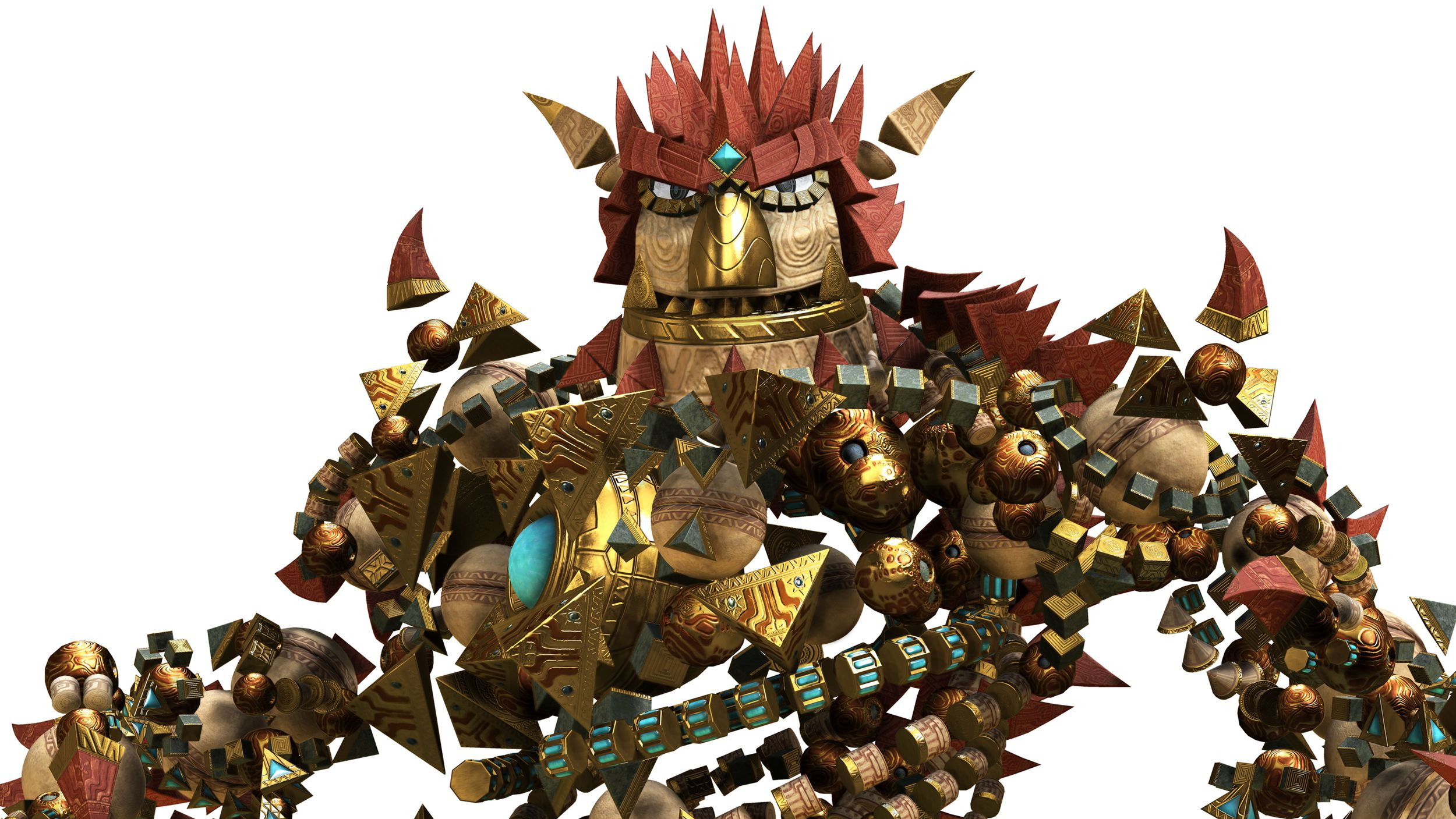 Knack Walktrough (Spoiler Warnung)