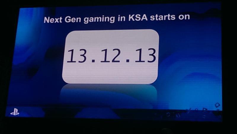 PlayStation 4 Erscheinungstermin und Preis für Saudi Arabien bekannt gegeben