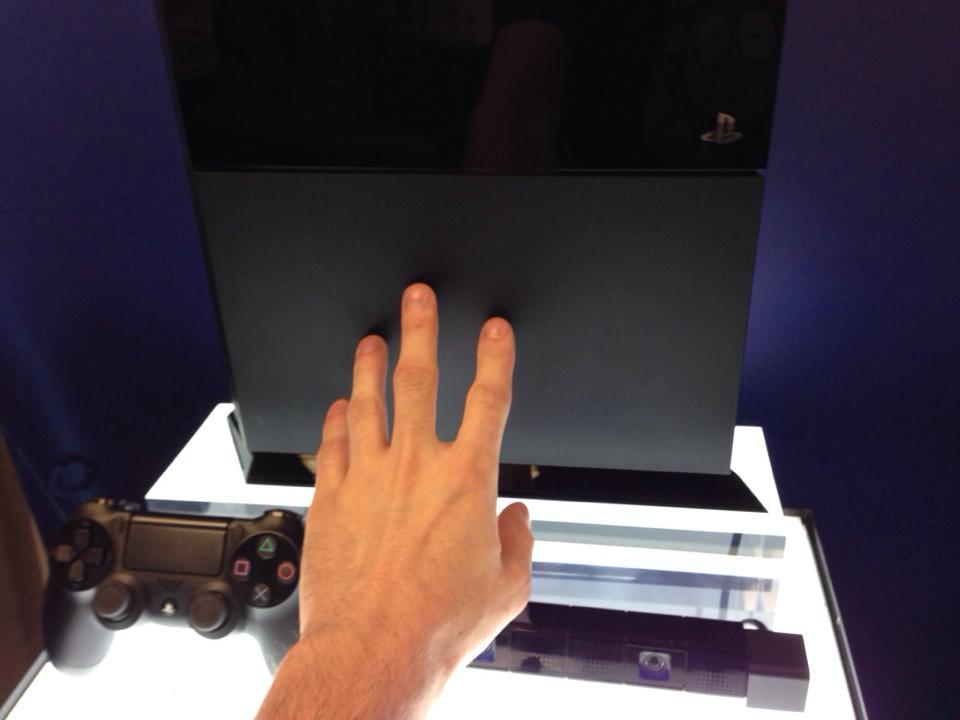 PS4 Unboxing Emotionen