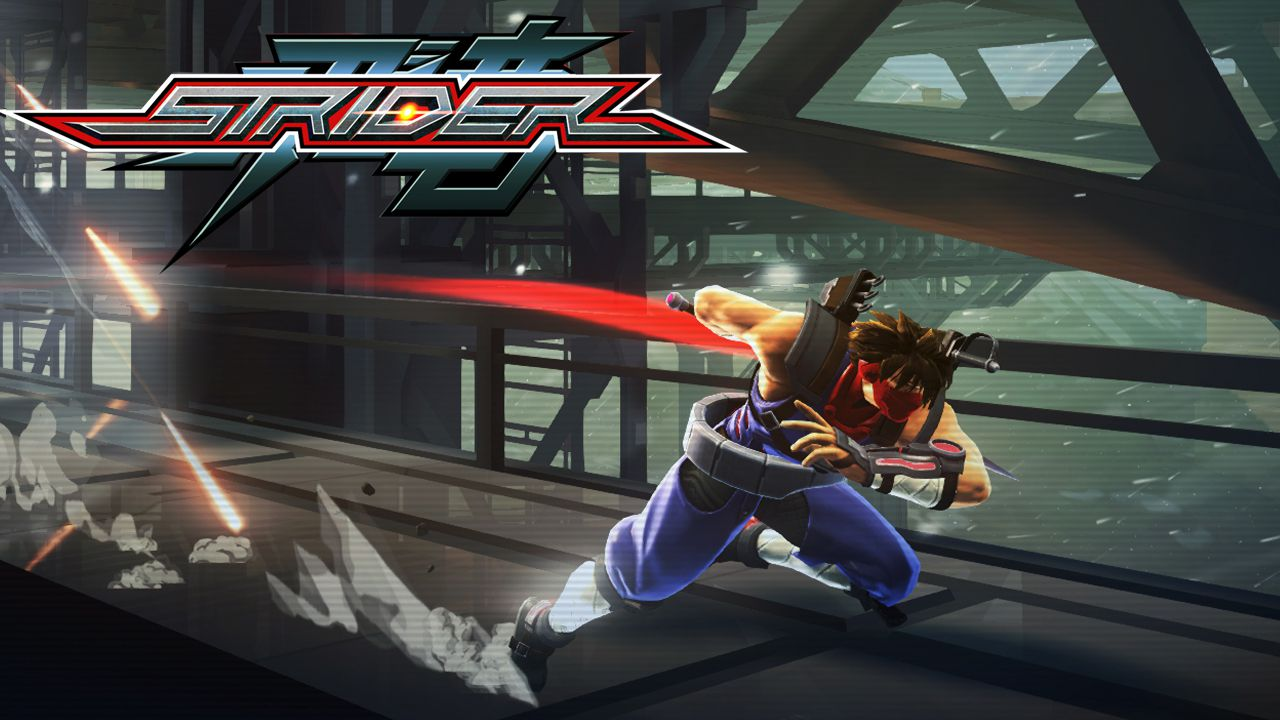 Neues Gameplay-Video zu Strider HD direkt von der New Yorker Comic Con