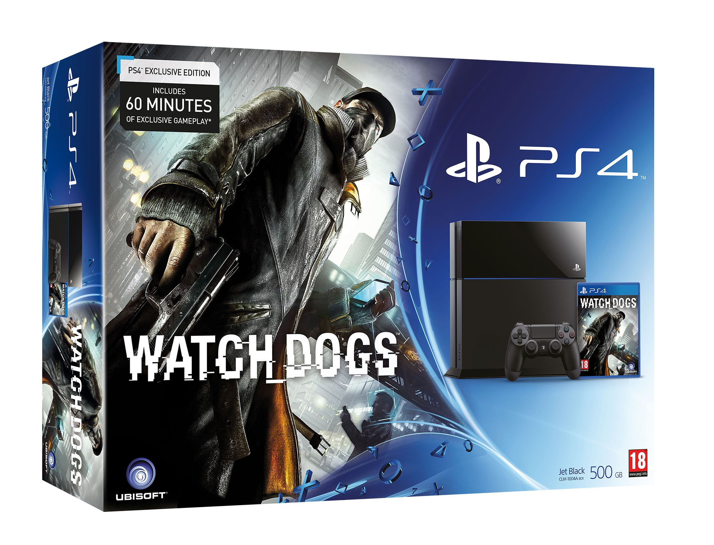 Watch Dogs Bundle bei Amazon vorbestellbar