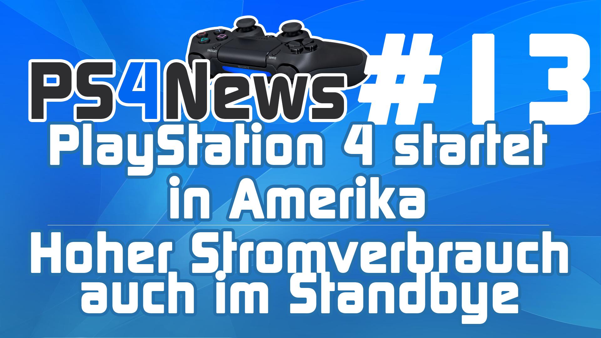 PS4News #13 Die News des Tages zusammengefasst