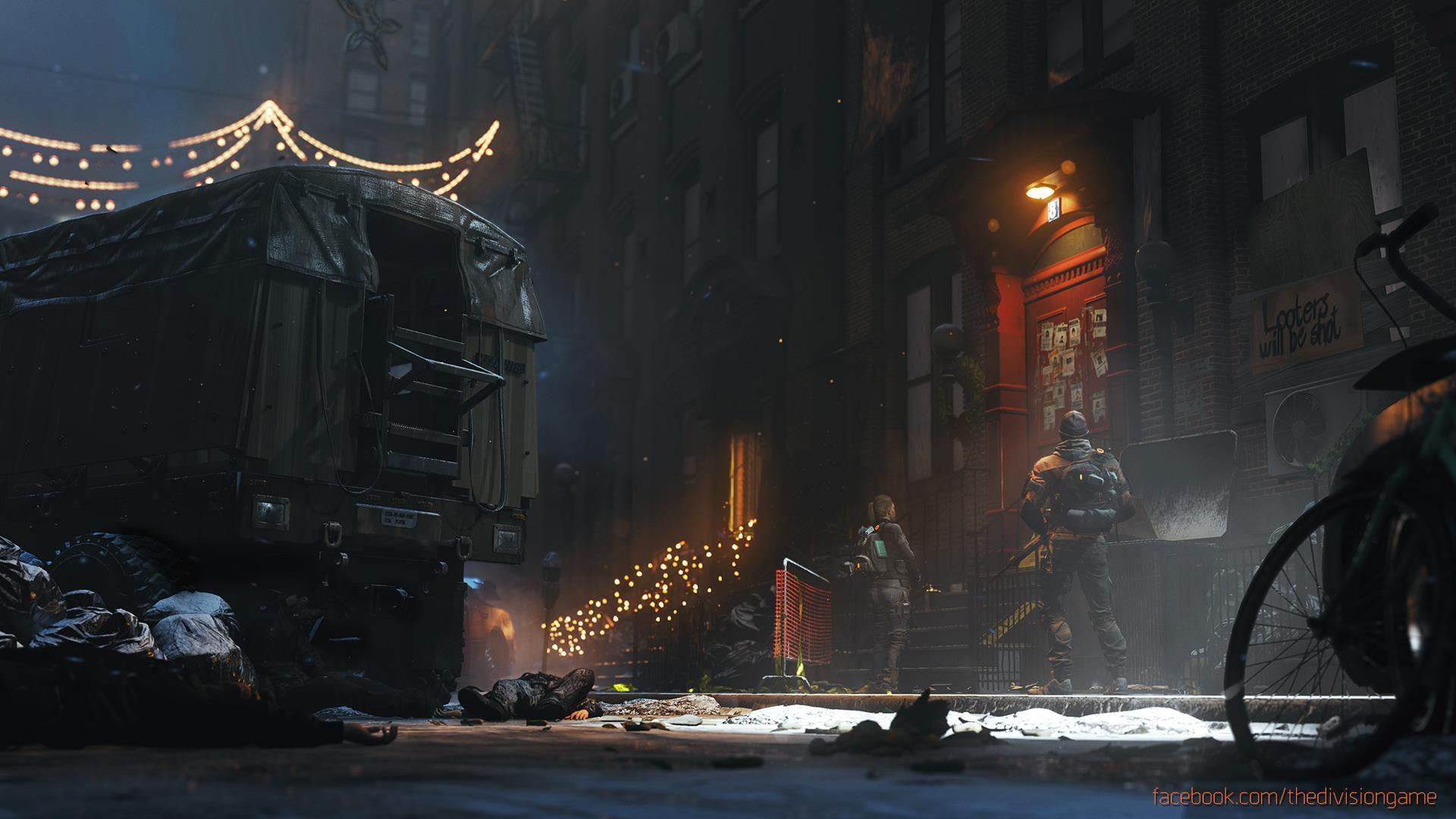 Ubisoft veröffentlichit neuen Screenshot zu The Division