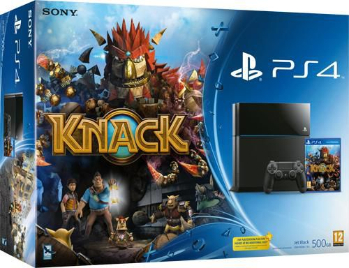 PlayStation 4 Knack Bundle ab dem 13. Dezember in Europa