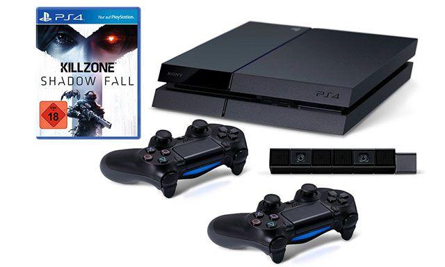 PlayStation 4 bei Amazon wieder vorbestellbar