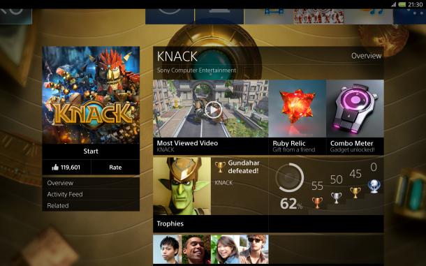 PlayStation 4 UI Features bekannt gegeben