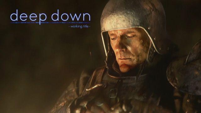 Deep Down: Vier Waffenarten, kein wählbarer Schwierigkeitsgrad uvm.