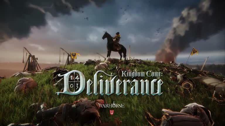 Kingdom Come Deliverance sammelt 1,1 Millionen Pfund bei Kickstarter