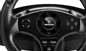 Thrustmaster T80 Racing Wheel DriveClub Edition ab sofort erhältlich