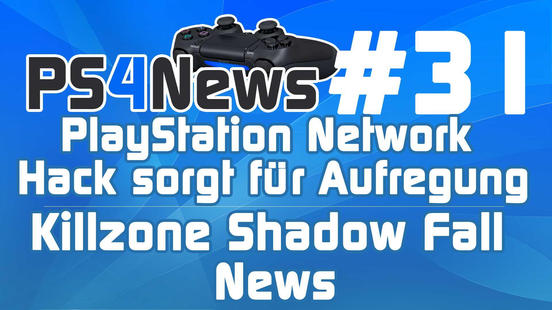 Neuer PlayStation Network Hack sorgt für Aufregung und neue Infos zu Killzone Shadow Fall