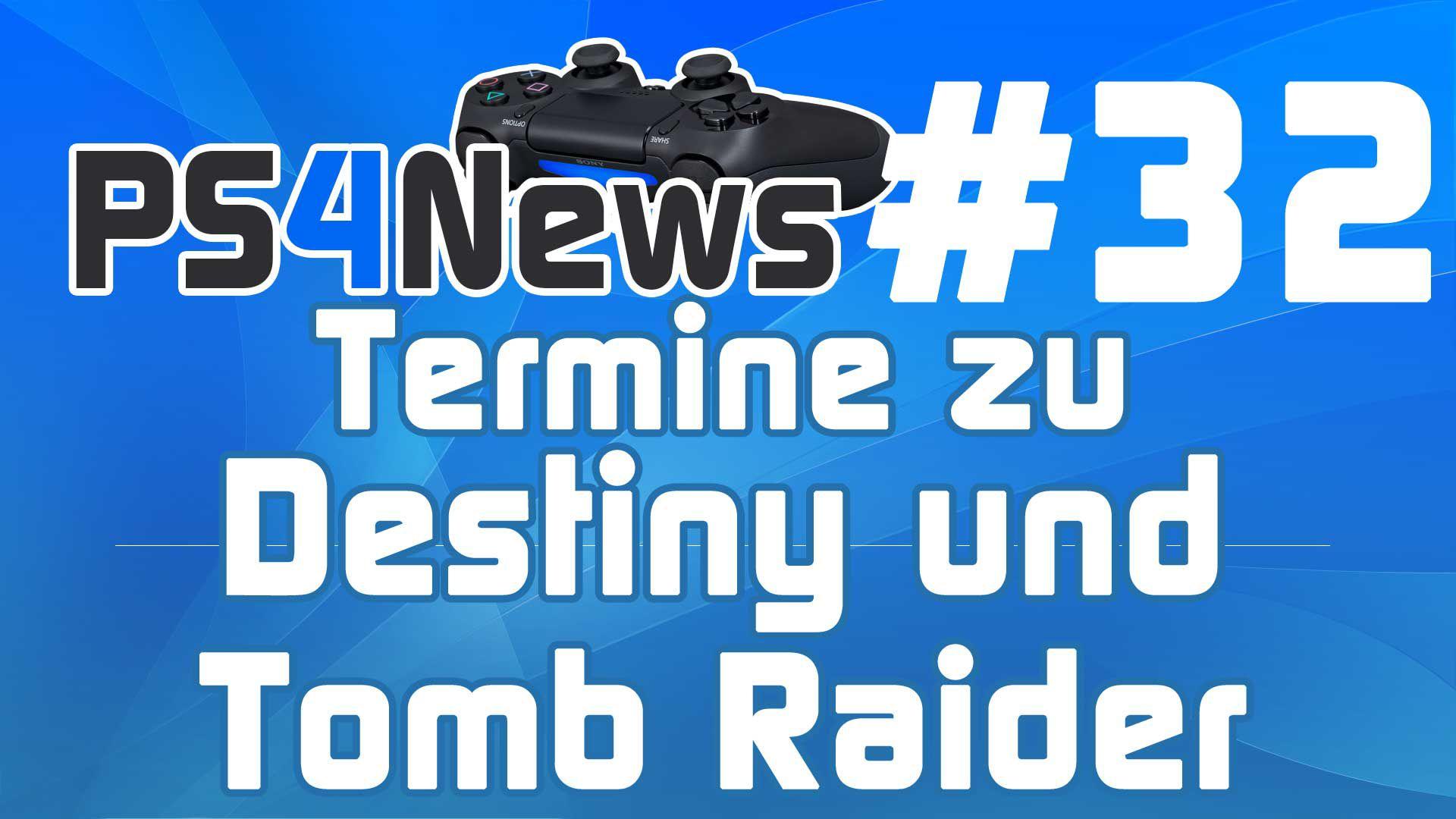 Erscheinungstermine zu Destiny und Tomb Raider + Die VGX Awards 2013